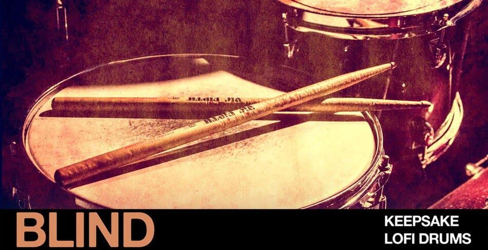 Blind Audio Keepsake Lofi Drums