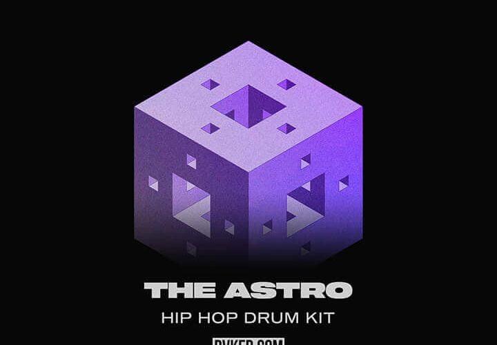 Bvker Astro Travis Scott Drum Kit