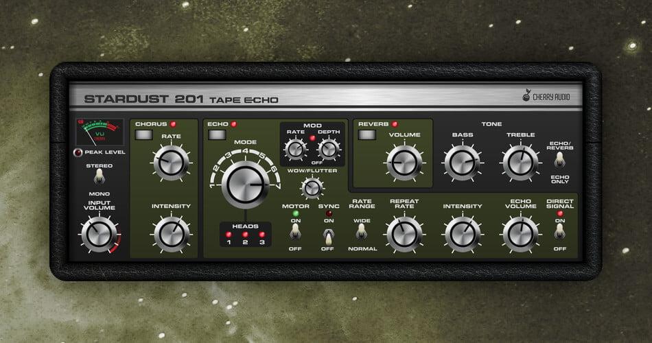 Cherry Audio Stardust 2021 Tape Echo