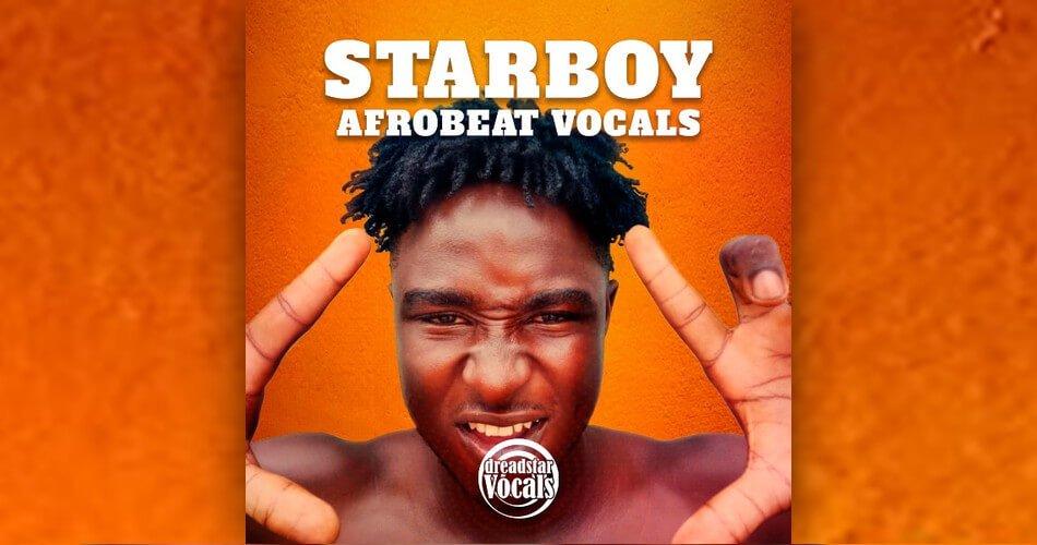 Dreadstar Vocals Starboy Afrobeat Vocals