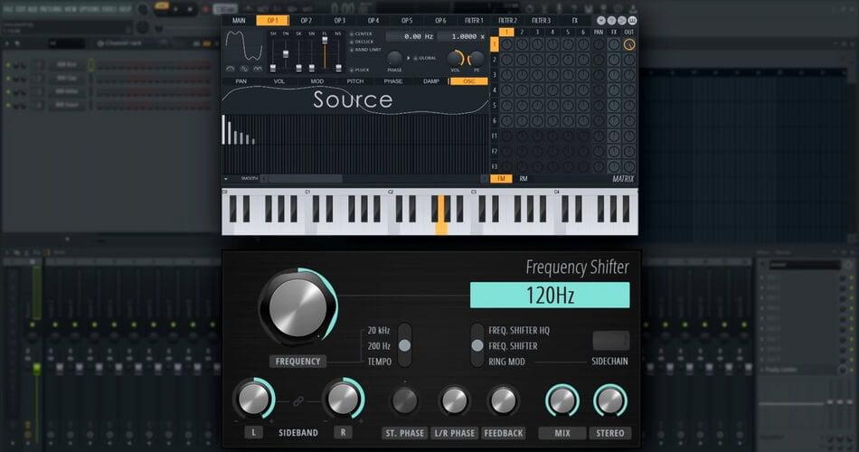 FL Studio 20.8.4 Frequency Shifter