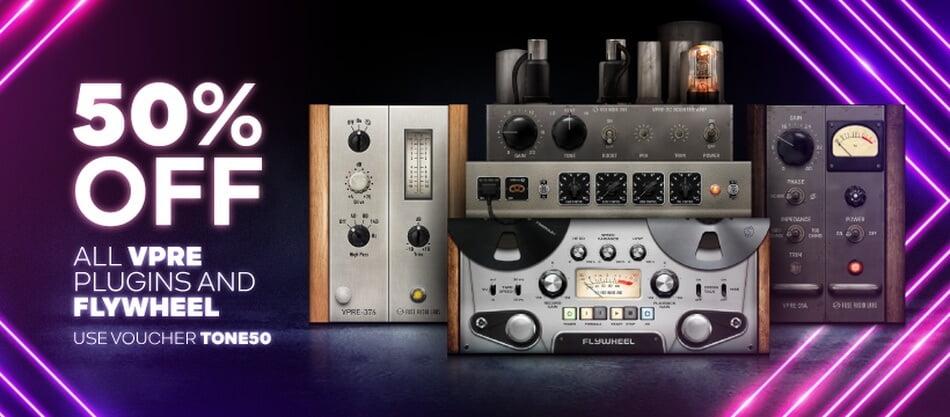 Fuse Audio Labs VPRE Flywheel Sale