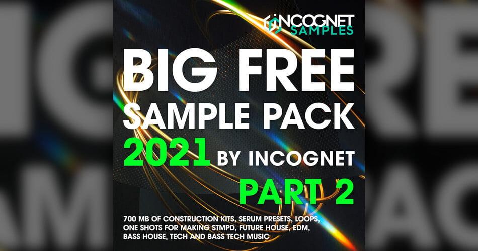Incognet Big Free Sample Pack 2021 Part 2