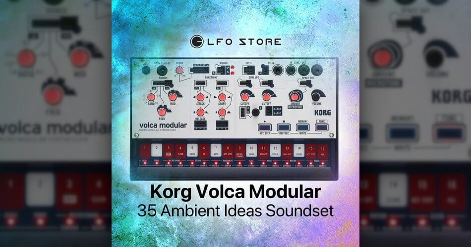 LFO Store 35 Ambient Ideas for Volca Modular