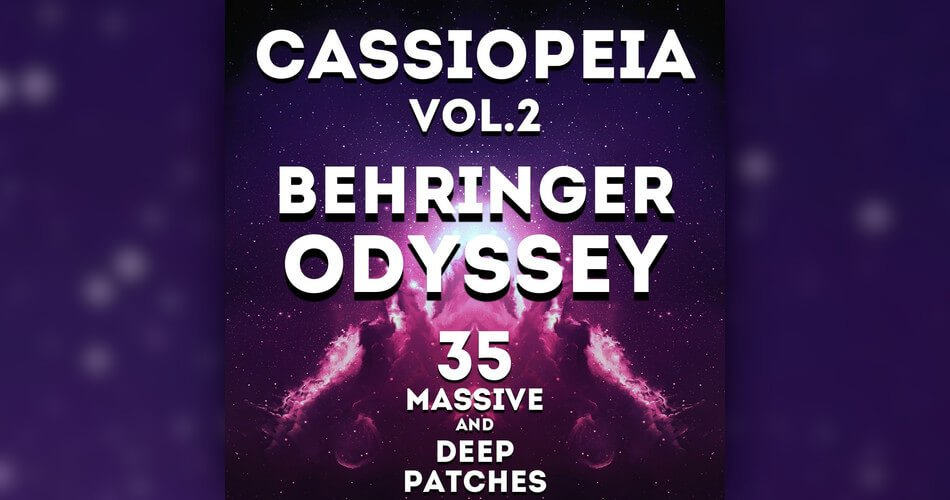 LFO Store Cassiopeia 2 for Behringer Odyssey