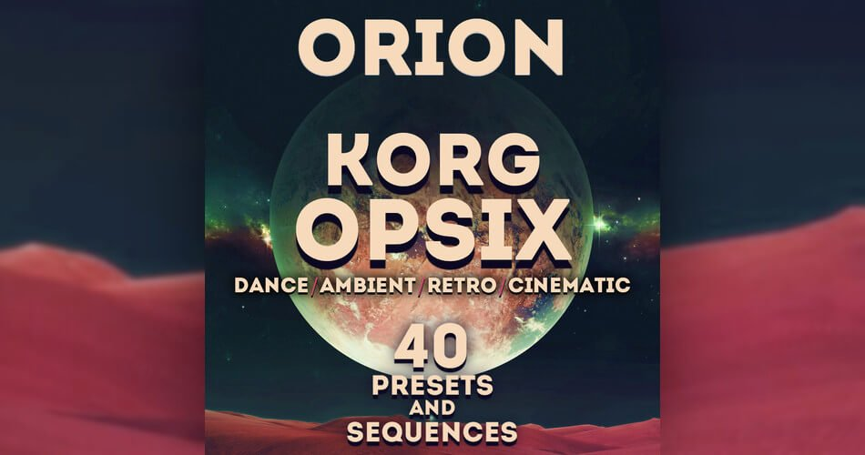 LFO Store Orion for Opsix