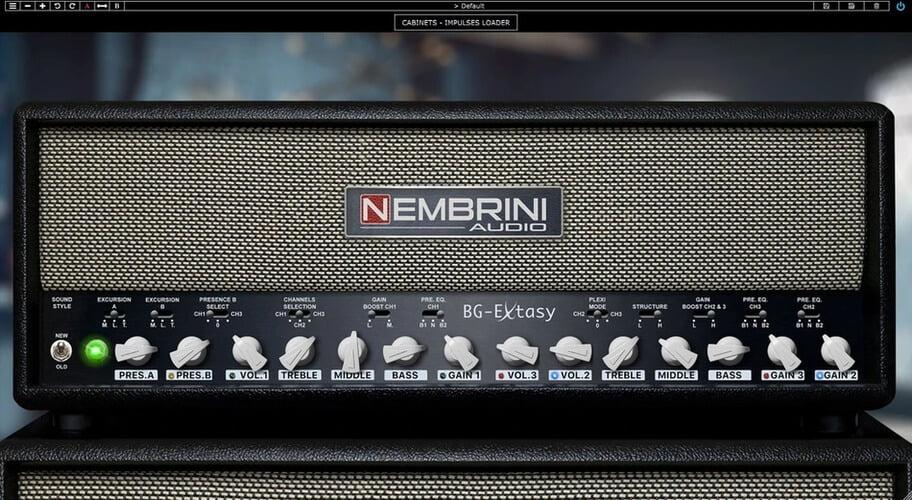 Nembini Audio BG Extasy Boutique Guitar Amplifier