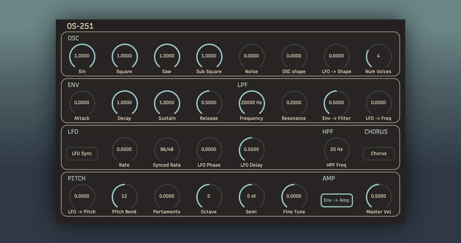 Onsen Audio OS 251