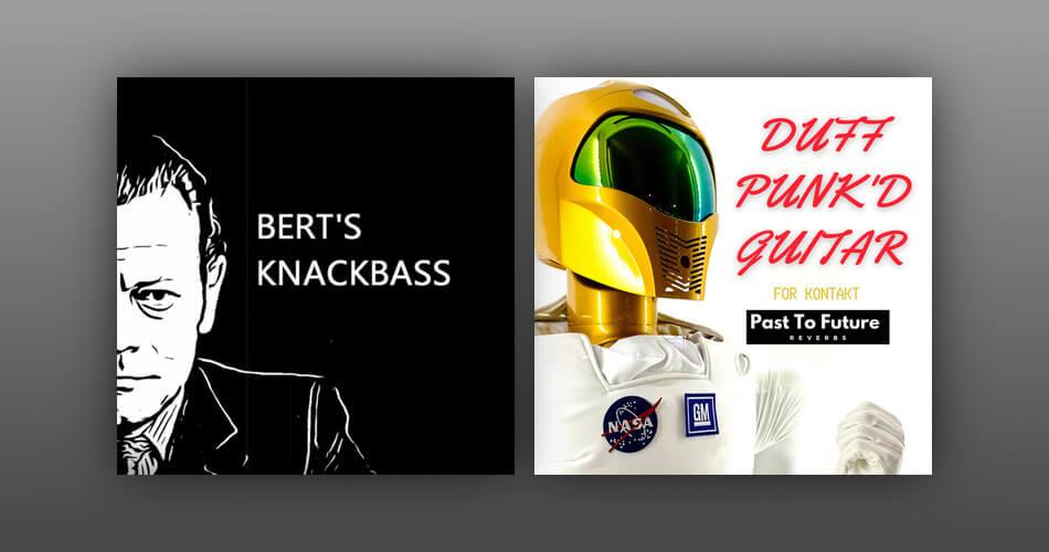 PTF Berts Knackbass Duff Punkd Guitar