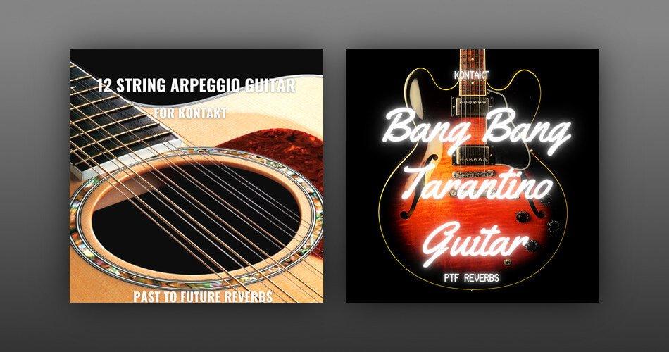 Past To Future 12 String Arpeggio Guitar Bang Bang Tarantino Guitar
