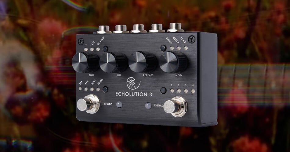 Pigtronix Echolution 3
