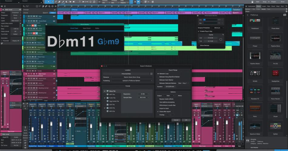 PreSonus Studio 5.4
