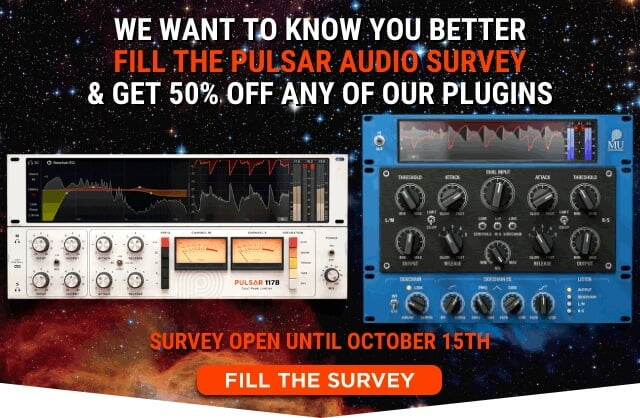 Pulsar Audio survery
