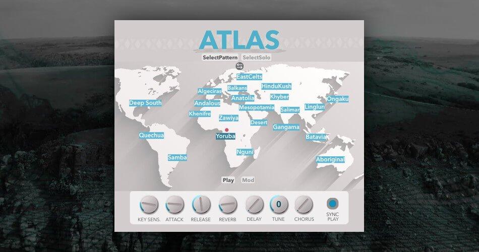 Rast Sound Atlas 2