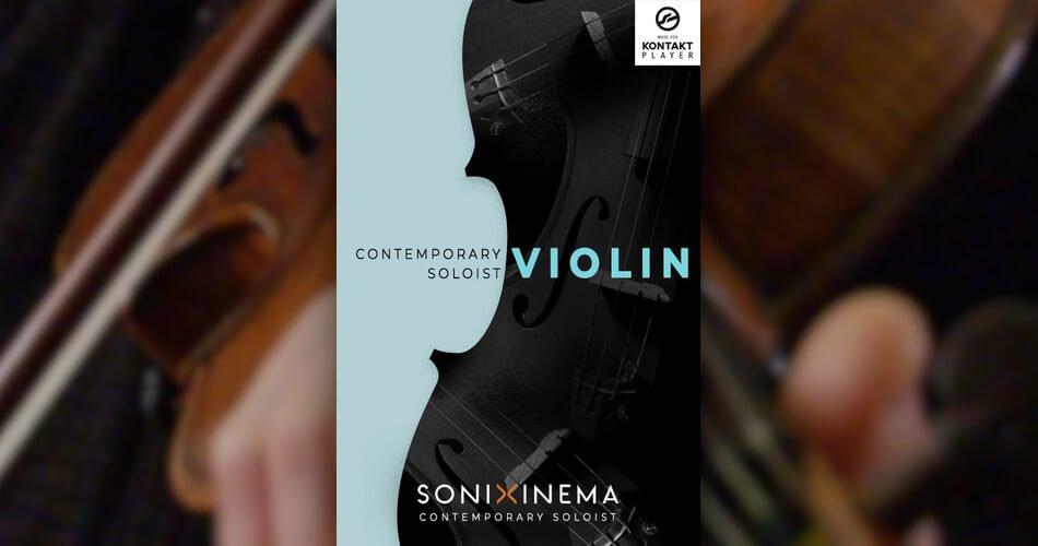 Sonixinema Contemporary Soloists Violin