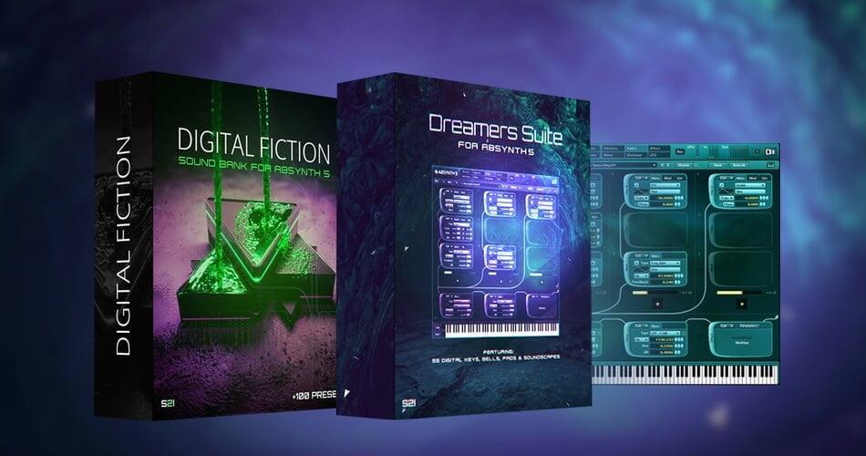 Sounds2Inspire digitalfiction dreamerssuite