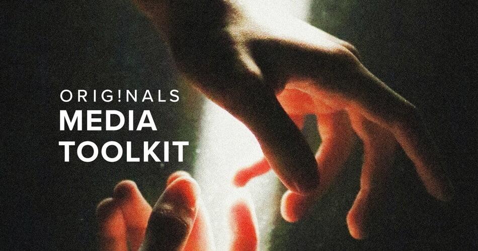 Spitfire Audio Original Media Toolkit