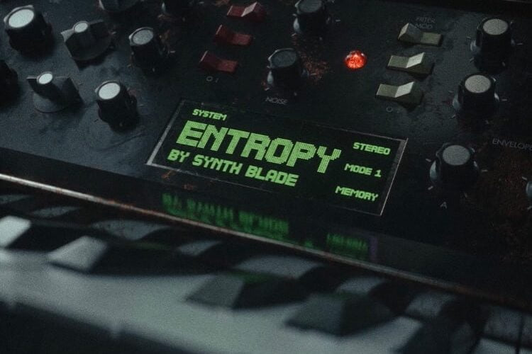 Synth Blade Entropy for Serum