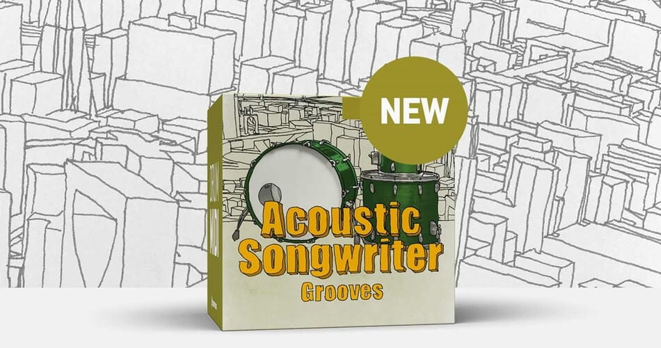Toontrack Acoustic Songwriter Grooves
