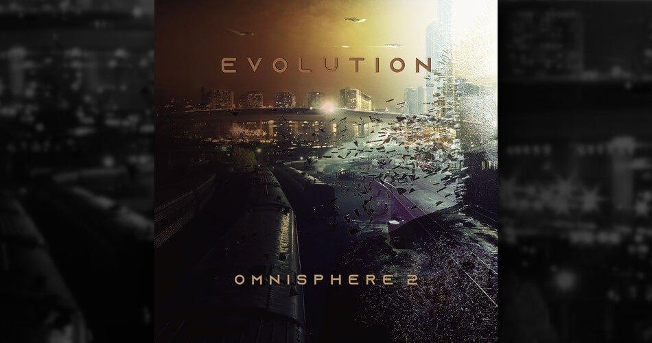 Triple Spiral Audio Evolution for Omnisphere 2