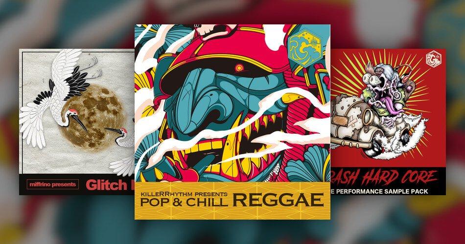 Tsunami Pop Chill Reggae Trash Hard Core Glitch IDM