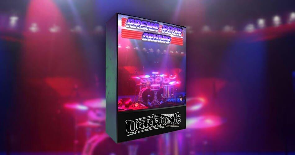Ugritone Arena Rock Drums