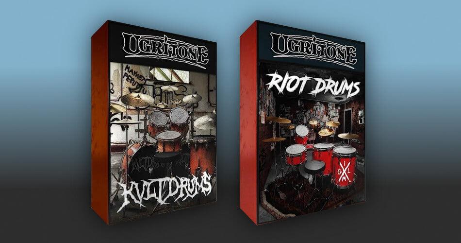 Ugritone KVLT Drums Riot Drums