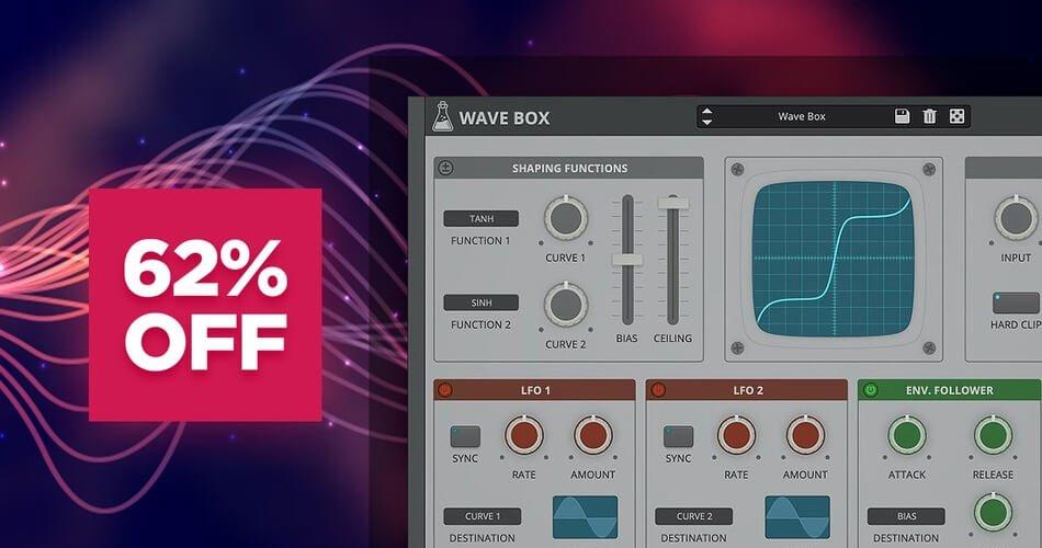 VST Buzz AudioThing Wave Box
