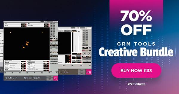 VST Buzz GRM Creative Bundle Sale