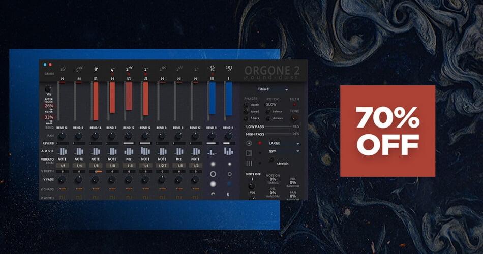 VST Buzz Sound Dust Orgone 2