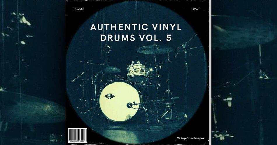 Vintage Drum Samples Authentic Vinyl Drums 5