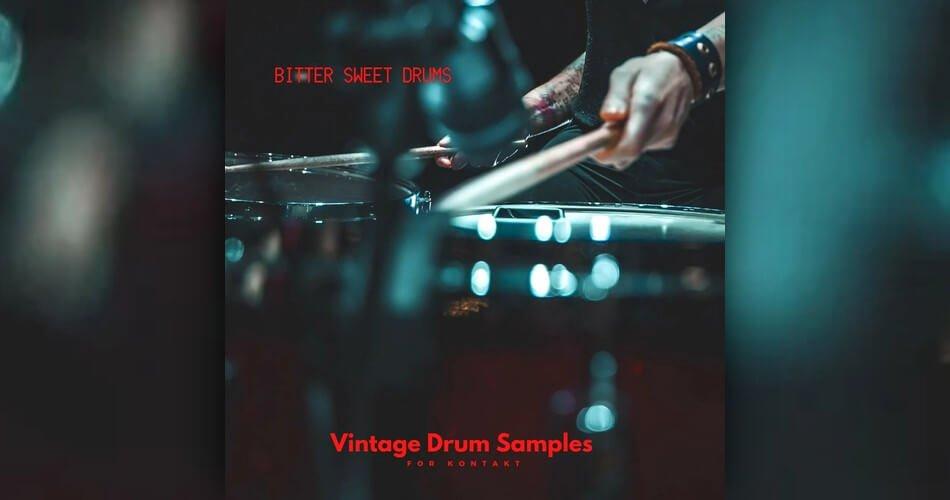 Vintage Drum Samples Bitter Sweet Drums