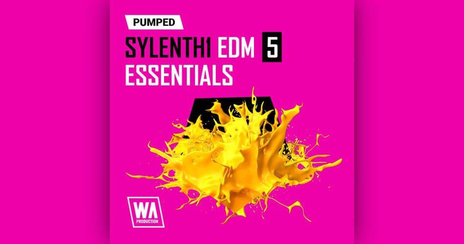 WA Pumped Sylenth1 EDM Essentials 5
