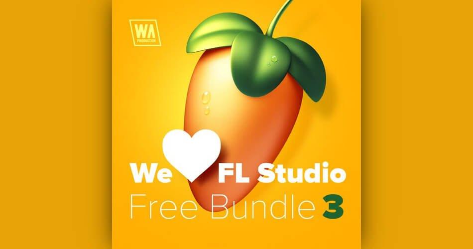 WA We Love FL Studio Free Bundle 3