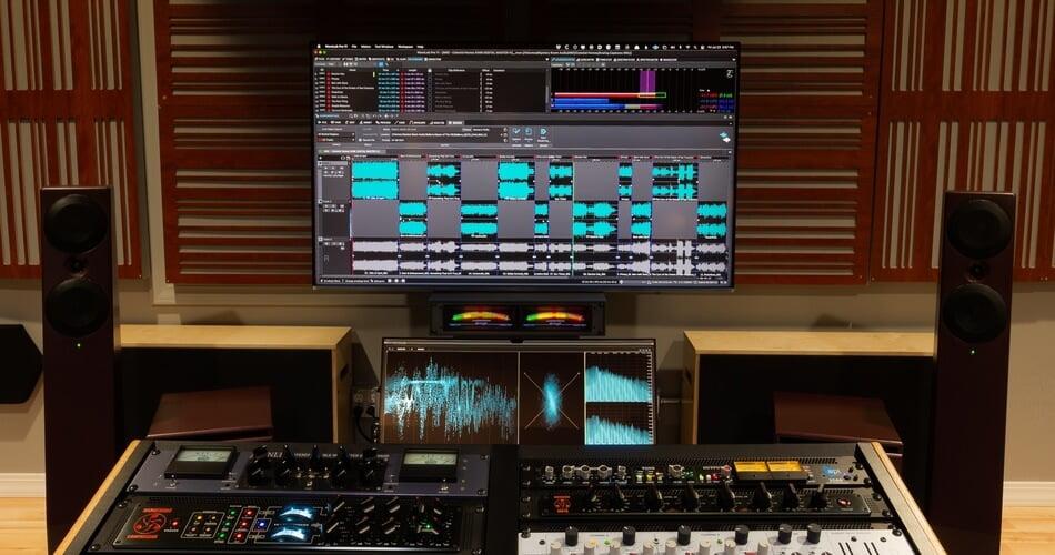 WaveLab Pro 11