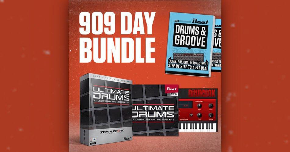 Zampler Sounds 909 Day Bundle
