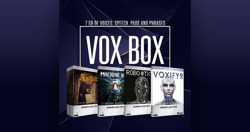 Zampler Sounds VOX BOX