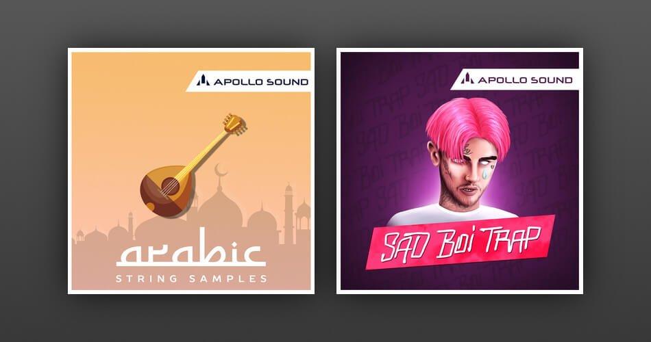 Apollo Sound Arabic String Samples SadBoi Trap
