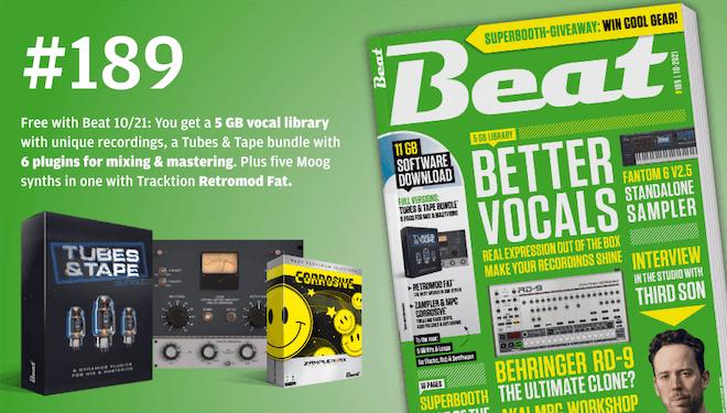 Beat Magazine 189