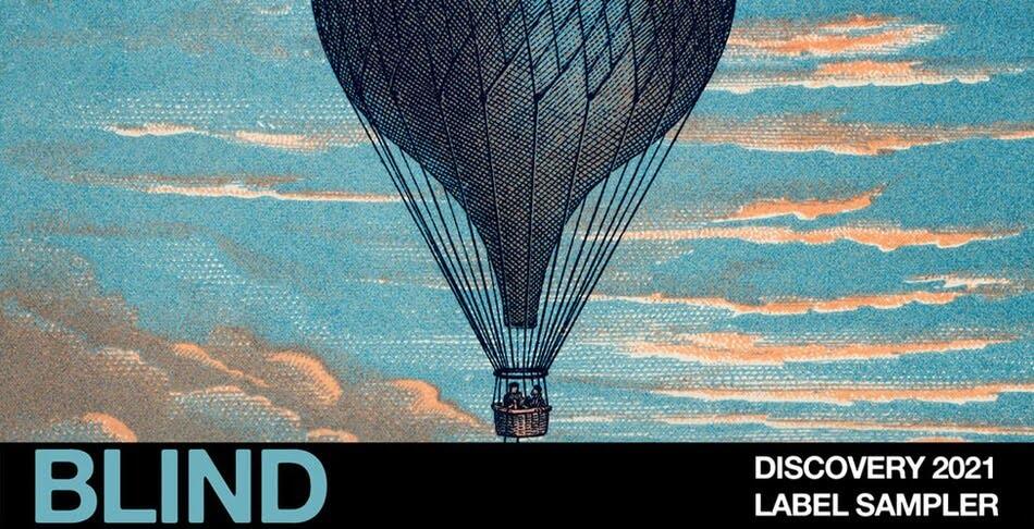 Blind Audio Discovery 2021 Label Sampler