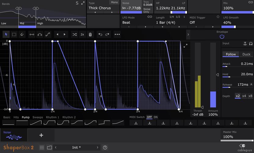 Cableguys NoiseShaper