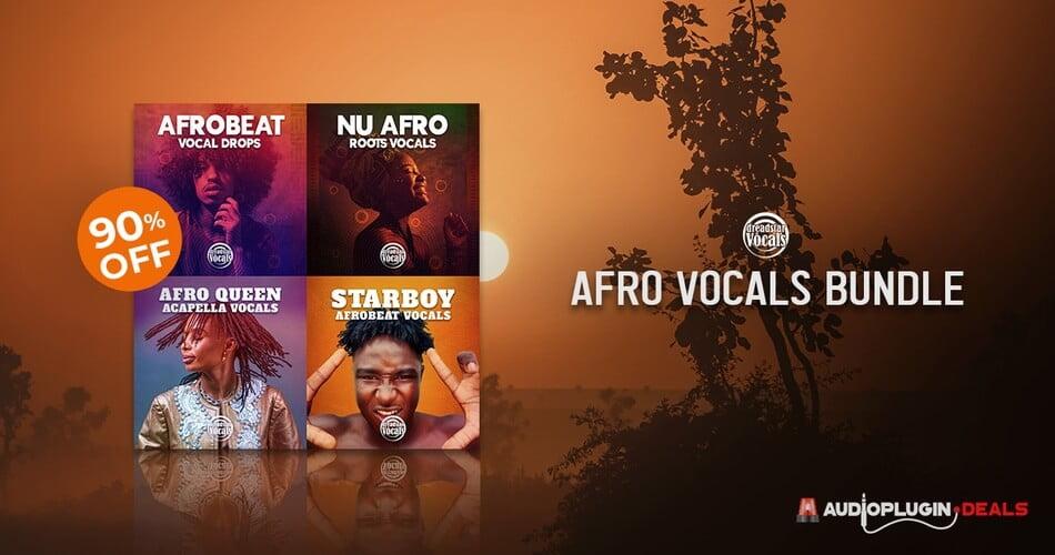 Dreadstar Vocals Afro Vocals Bundle