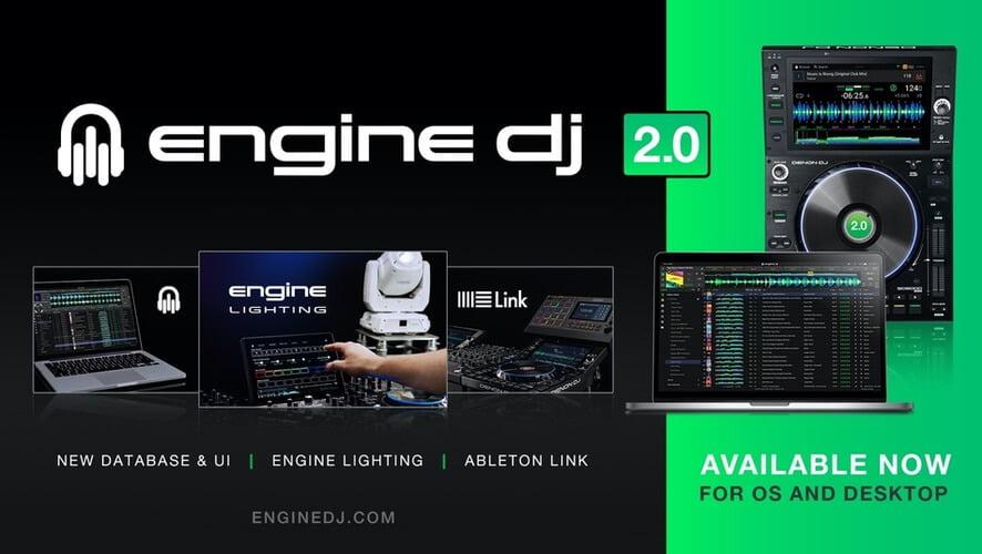 Engine DJ 2