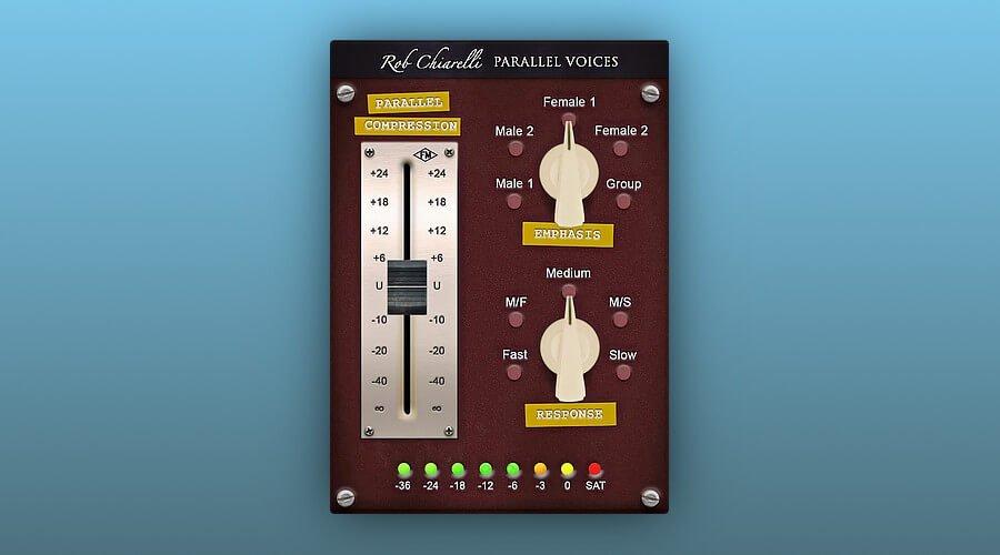 Final Mix Software Parallel Voices