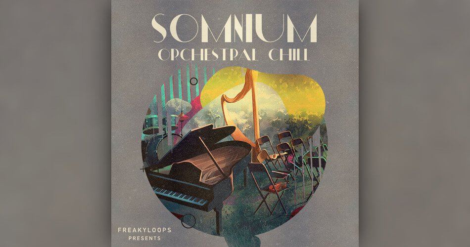 Freaky Loops Somnium Orchestral Chill