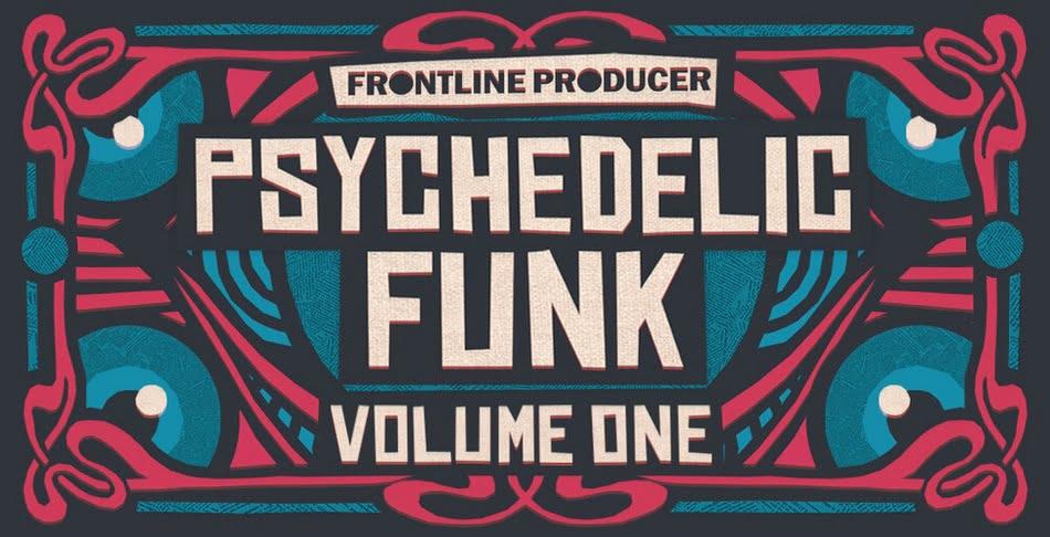 Frontline Producer Psychedelic Funk Vol 1