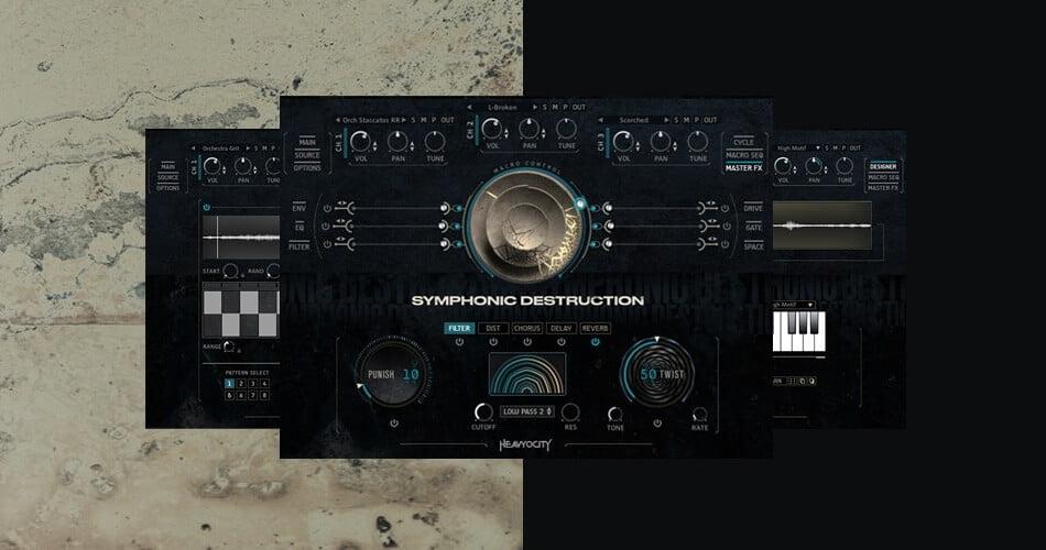 Heavyocity Symphonic Destruction