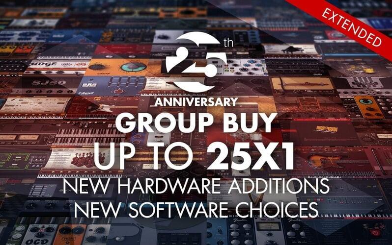 IK Group Buy extended