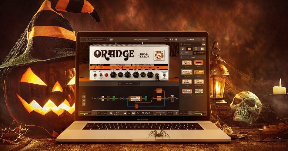 IK Orange Dual Terror Giveaway