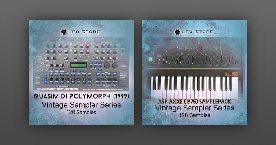 LFO Store Quasimidi PolyMorph ARP Axxe